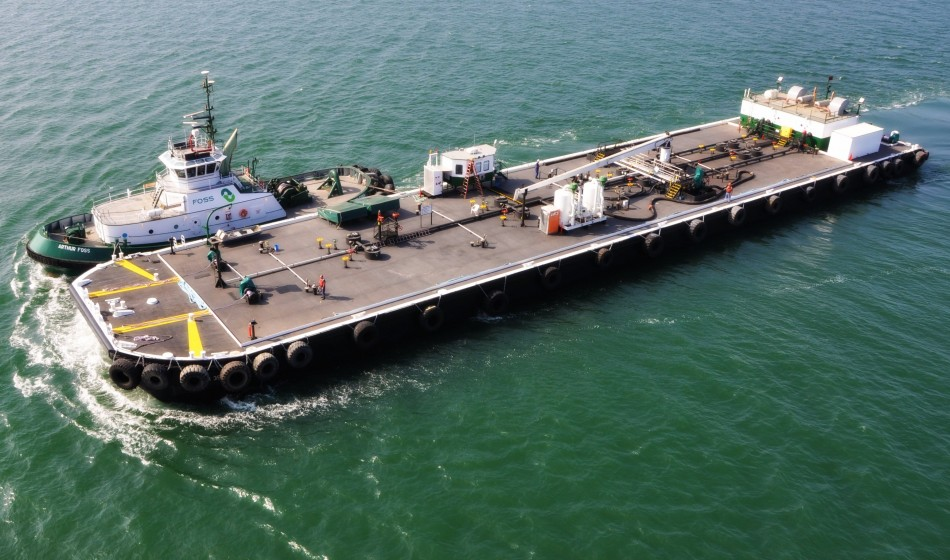 schip brandstof bunkeren bunkercheck