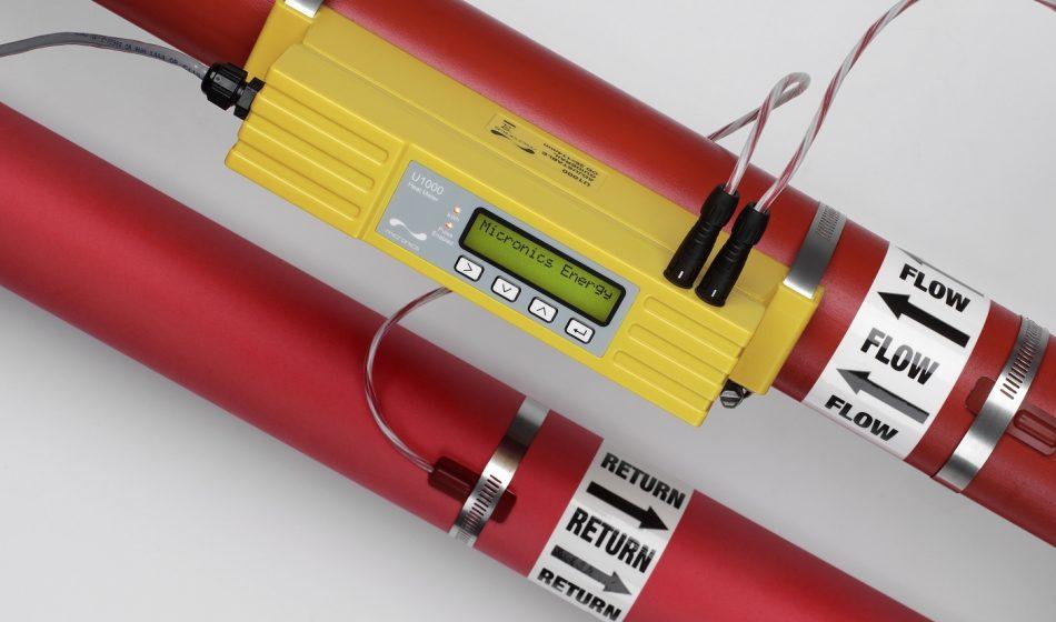 Micronics U1000 HM heatmeter flowmeter