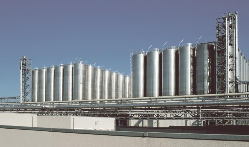 Nauwkeurig granulaat meten in hoge silo's - Intercontrol