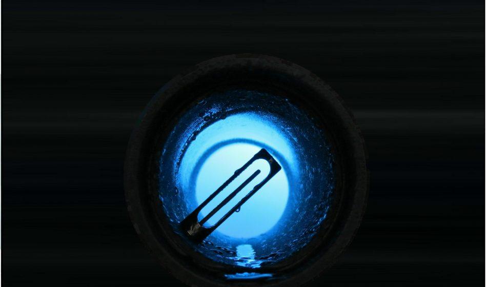 Débitmètre thermique pour biogaz Intercontrol