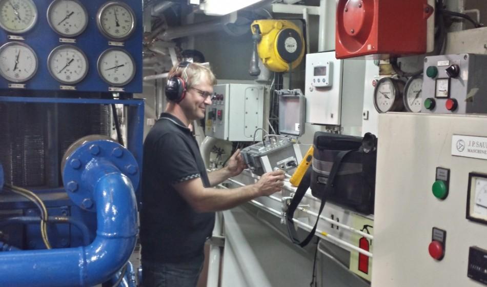 Intercontrol brandstofverbruiksmeting brandstofverbruik dieselmotor meten KRAL