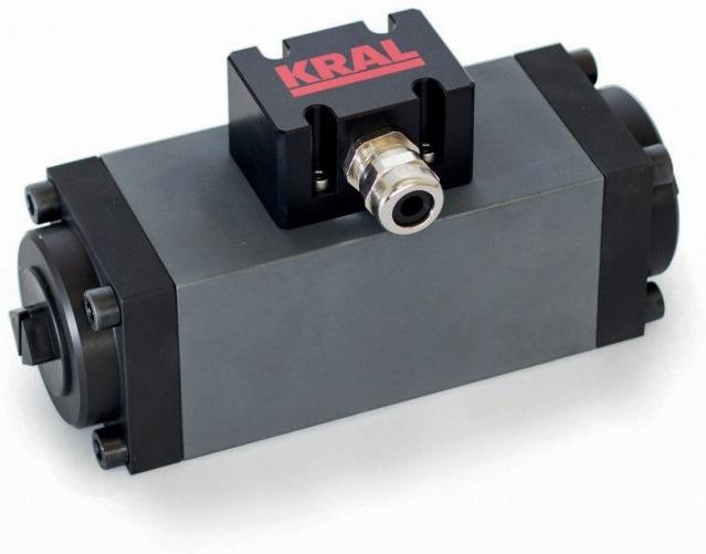 KRAL OME flowmeter