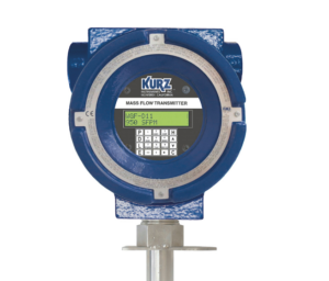 Kurz wet gas flowmeter 454FTB WGF frontview 2