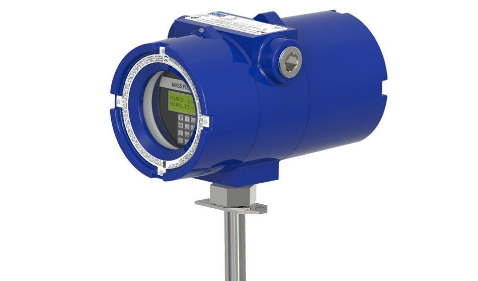 Kurz wet gas flowmeter 454FTB WGF sideview