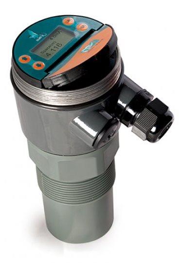 Hawk ultrasonic levelmeter