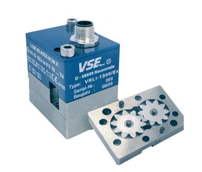 VSE VHM tandrad flowmeter