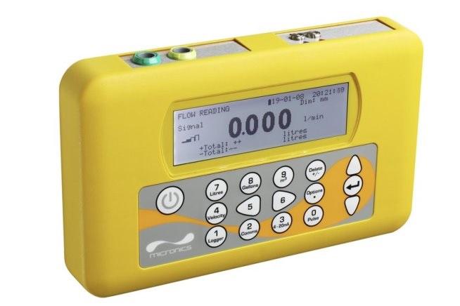 micronics Portaflow 330 Intercontrol