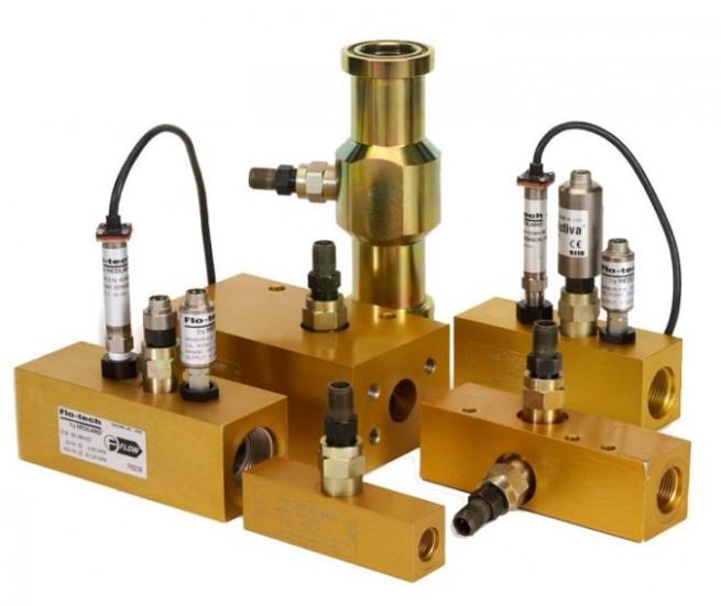 Flo-tech FSC -Debitmetre a turbine