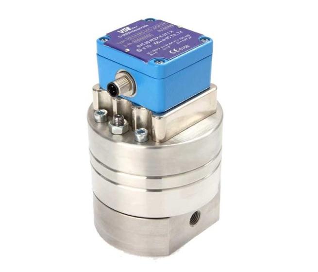 VSE - VS - débitmètre à engrenage