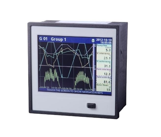 BD Sensors CIT 750 Afficheur industriel avec enregistreur de données