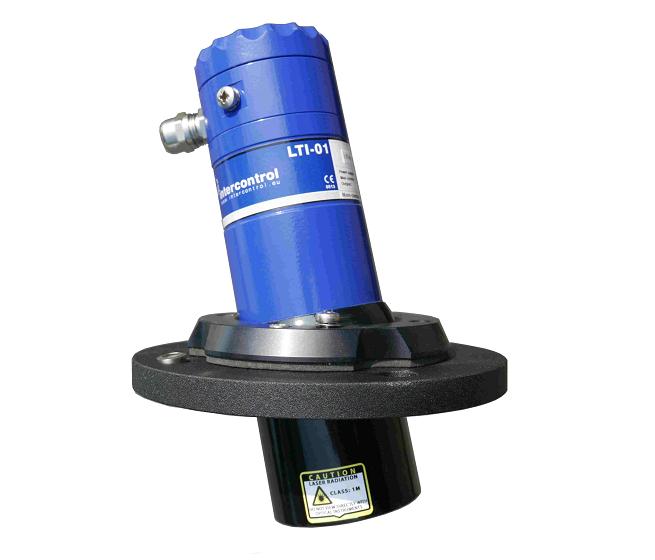 Intercontrol Capteur de mesure de niveau à laser LTI 01