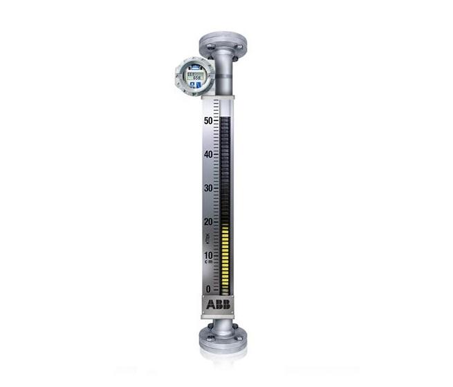 ABB - magnetische niveaumeter KM26