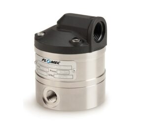 Flomec OM400 ovaalrad flowmeter - prodpag