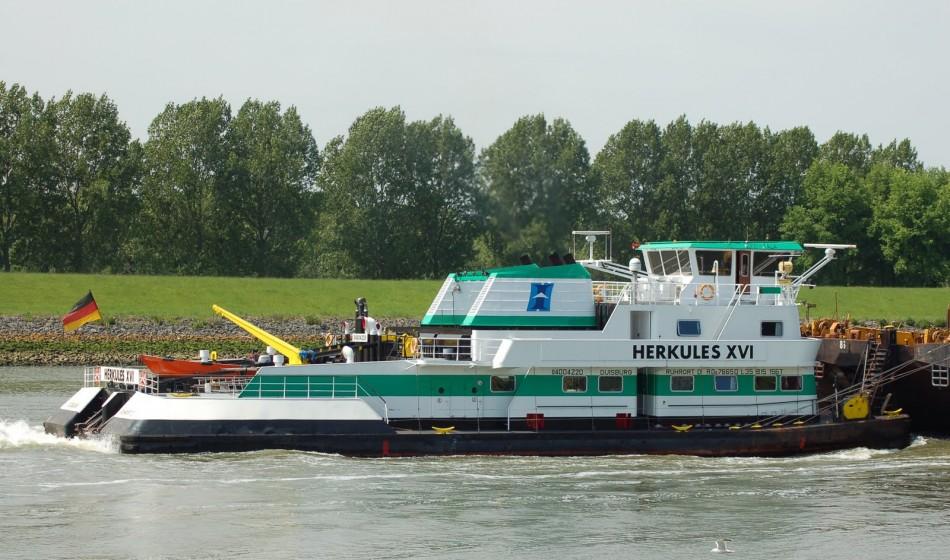 Flowmeter meet brandstofverbruik zware schepen