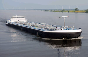 Tankscheepvaart niveaumeting lading