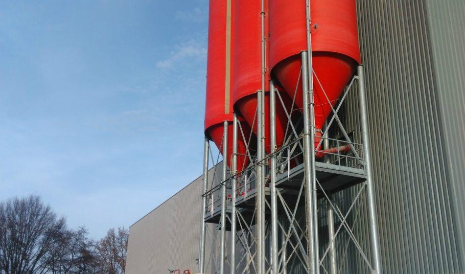 Mesure de niveau ciment Intercontrol