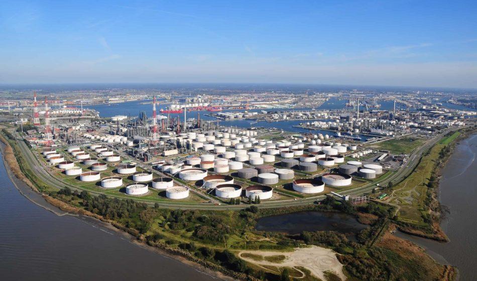 Total Raffinaderij Antwerpen-min