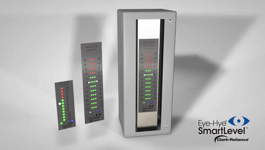 stoomketel - eye-hye smartlevel - LEDs 2