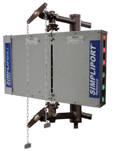 Simpliport 180 - stoomketel - hogedruketel - ketelwaterniveau - kijkglas