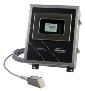 Slurry Flowmeter Greyline SFM 6.1